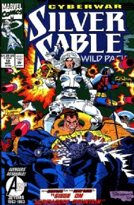 Silver Sable & the Wild Pack 1992 - 1995 #12