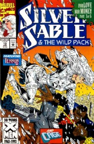Silver Sable & the Wild Pack 1992 - 1995 #13