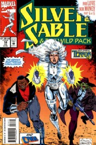 Silver Sable & the Wild Pack 1992 - 1995 #14
