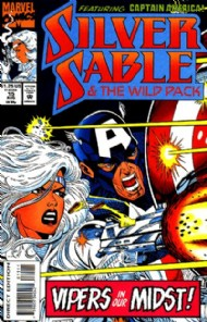 Silver Sable & the Wild Pack 1992 - 1995 #15