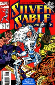 Silver Sable & the Wild Pack 1992 - 1995 #16