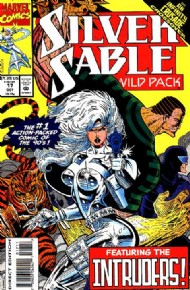 Silver Sable & the Wild Pack 1992 - 1995 #17