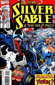 Silver Sable & the Wild Pack 1992 - 1995 #18