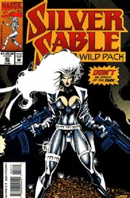 Silver Sable & the Wild Pack 1992 - 1995 #20