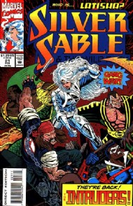 Silver Sable & the Wild Pack 1992 - 1995 #21