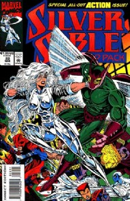Silver Sable & the Wild Pack 1992 - 1995 #22