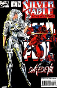 Silver Sable & the Wild Pack 1992 - 1995 #23