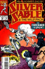 Silver Sable & the Wild Pack 1992 - 1995 #24