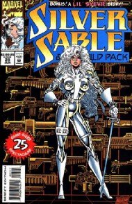 Silver Sable & the Wild Pack 1992 - 1995 #25