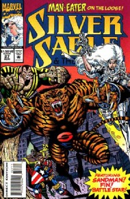 Silver Sable & the Wild Pack 1992 - 1995 #27