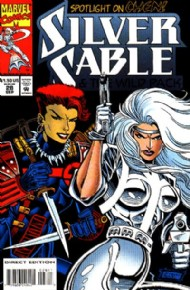 Silver Sable & the Wild Pack 1992 - 1995 #28