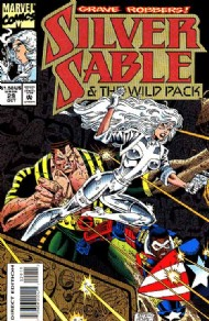 Silver Sable & the Wild Pack 1992 - 1995 #29