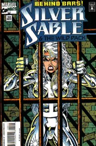 Silver Sable & the Wild Pack 1992 - 1995 #30