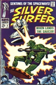Silver Surfer (1st Series) 1968 - 1970 #2
