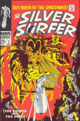 Silver Surfer (1st Series) #3