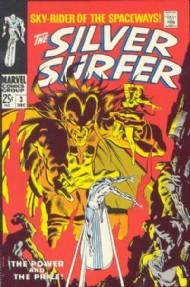 Silver Surfer (1st Series) 1968 - 1970 #3