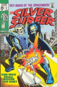 Silver Surfer (1st Series) 1968 - 1970 #5