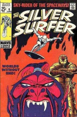 Silver Surfer (1st Series) #6