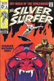 Silver Surfer (1st Series) 1968 - 1970 #6