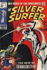Silver Surfer (1st Series) 1968 - 1970 #7