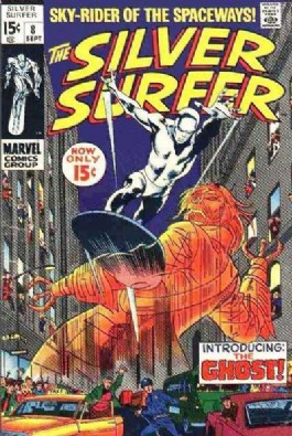 Silver Surfer (1st Series) #8