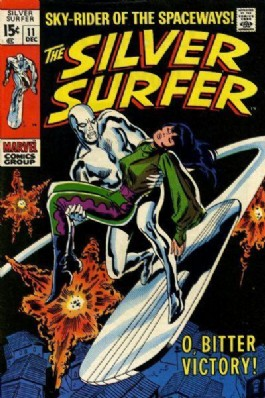 Silver Surfer (1st Series) #11
