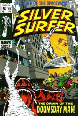 Silver Surfer (1st Series) #13