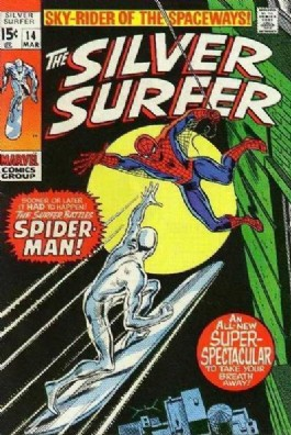 Silver Surfer (1st Series) #14