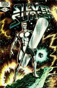 Silver Surfer (2nd Series) 1982 #1