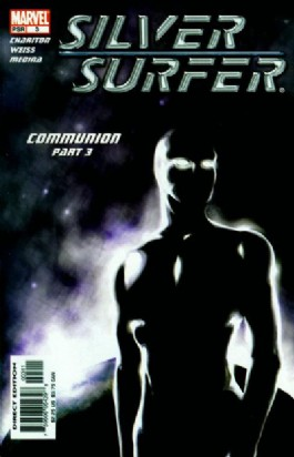 Silver Surfer (4th Series) #3