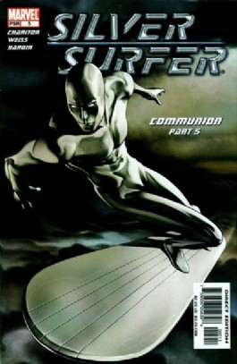 Silver Surfer (4th Series) #5