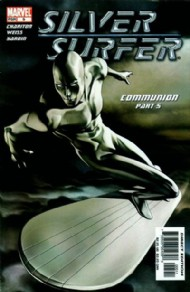 Silver Surfer (4th Series) 2003 - 2004 #5