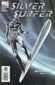 Silver Surfer (4th Series) 2003 - 2004 #8