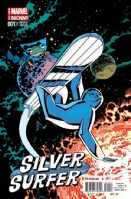 Silver Surfer (5th Series) 2014 - 2015 #1