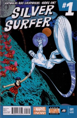 Silver Surfer (5th Series) #1