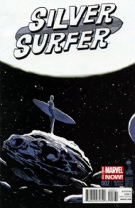 Silver Surfer (5th Series) 2014 - 2015 #2