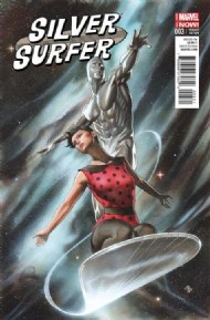 Silver Surfer (5th Series) 2014 - 2015 #3