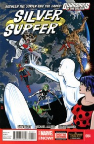 Silver Surfer (5th Series) 2014 - 2015 #4