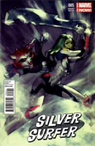 Silver Surfer (5th Series) 2014 - 2015 #5