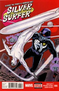 Silver Surfer (5th Series) 2014 - 2015 #6