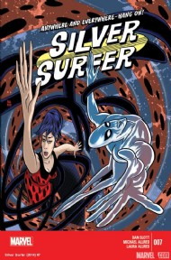 Silver Surfer (5th Series) 2014 - 2015 #7