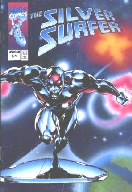 Silver Surfer Ashcan Edition