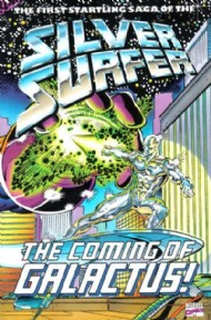 Silver Surfer: the Coming of Galactus 1993 #1