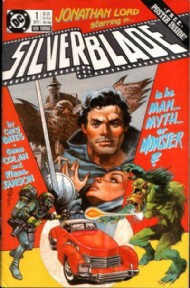 Silverblade 1987 - 1988 #1