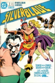 Silverblade 1987 - 1988 #7