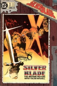 Silverblade 1987 - 1988 #9