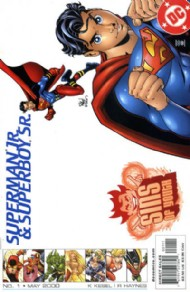 Sins of Youth : Superman Jr. and Superboy Snr.  #1