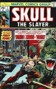 Skull the Slayer 1975 - 1976 #1