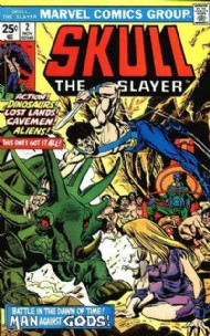 Skull the Slayer 1975 - 1976 #2