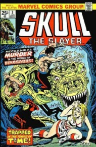 Skull the Slayer 1975 - 1976 #3
